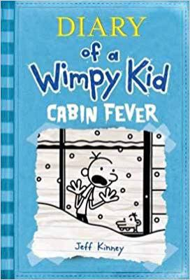 Cabin fever : Diary of a wimpy kid ; #6