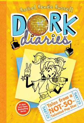 Tales from a not-so-talented pop star : Dork diaries ; #3