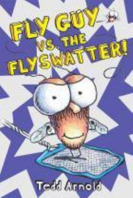 Fly Guy vs. the flyswatter!