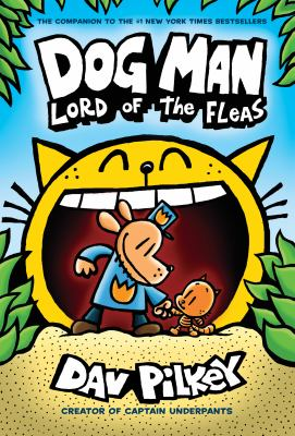 Dog man. : Lord of the fleas. Lord of the fleas /