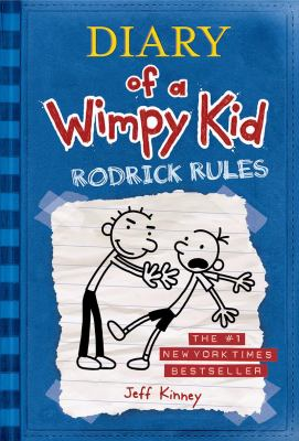 Rodrick rules : Diary of a wimpy kid ; #2