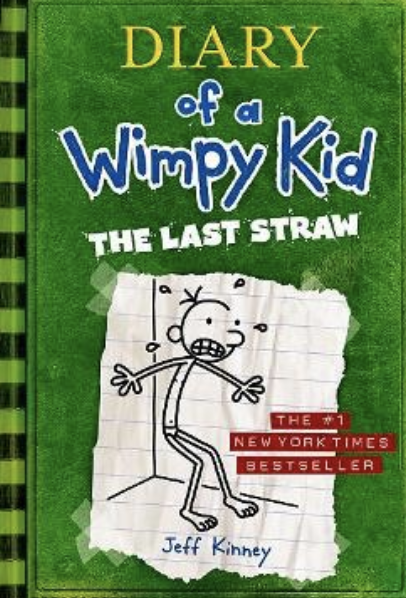 The last straw : Diary of a wimpy kid ; #3